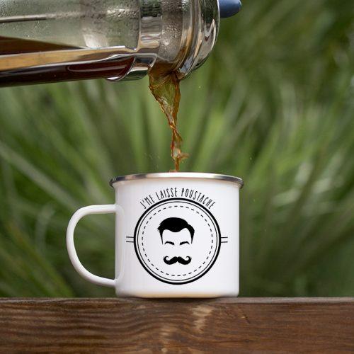 Mug pour les moustachus