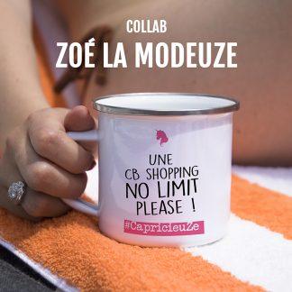 Collab - Zoé La Modeuze