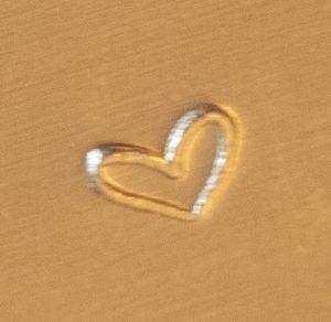 Nuée de cœurs